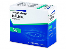 Bausch and Lomb - SofLens 38 (6čoček)