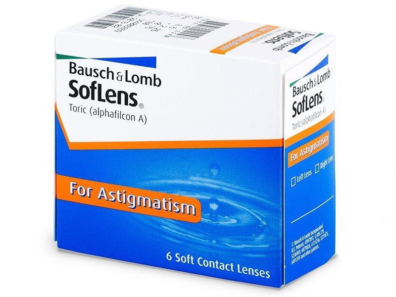 SofLens Toric (6čoček) -