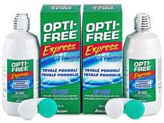 Roztoky Opti-Free - Roztok OPTI-FREE Express 2x355ml