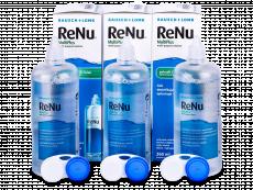 Roztok ReNu MultiPlus 3x360ml  - Výhodné trojbalení roztoku