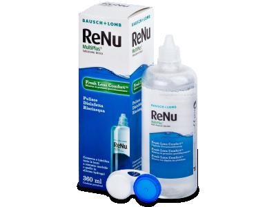 Roztok ReNu MultiPlus 360ml  - Čistící roztok