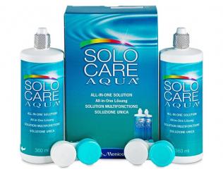 Roztok SoloCare Aqua 2x360ml