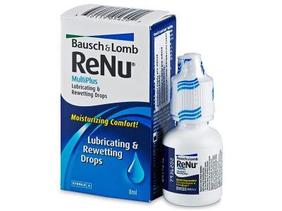 Oční kapky ReNu MultiPlus Drops 8 ml  - Předchozí design