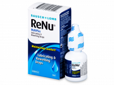 Oční kapky ReNu MultiPlus Drops 8 ml  - Oční kapky