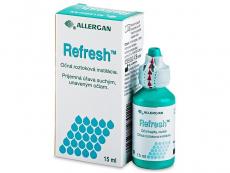 Oční kapky - Oční kapky Refresh 15 ml