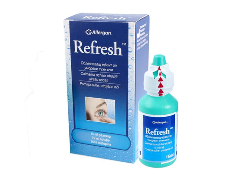 Oční kapky Refresh 15 ml  - Oční kapky