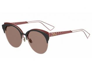 Kulaté sluneční brýle - Christian Dior DIORAMACLUB EYM/AP