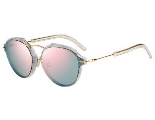 Sluneční brýle Christian Dior - Christian Dior DIORECLAT GBZ/0J