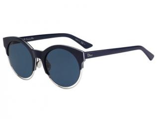 Kulaté sluneční brýle - Christian Dior DIORSIDERAL1 J6C/KU
