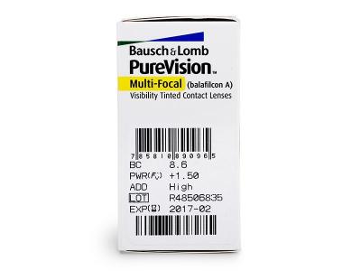 PureVision Multi-Focal (6čoček) -