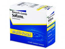 Kontaktní čočky Bausch and Lomb - SofLens Multi-Focal (6čoček)