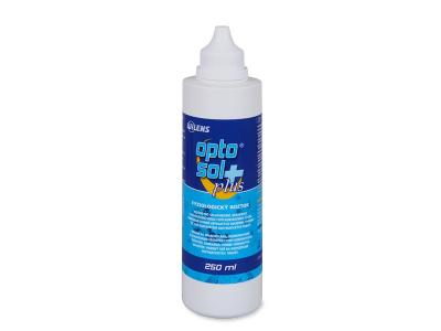 Oplachovací roztok OPTOSOL plus 250 ml