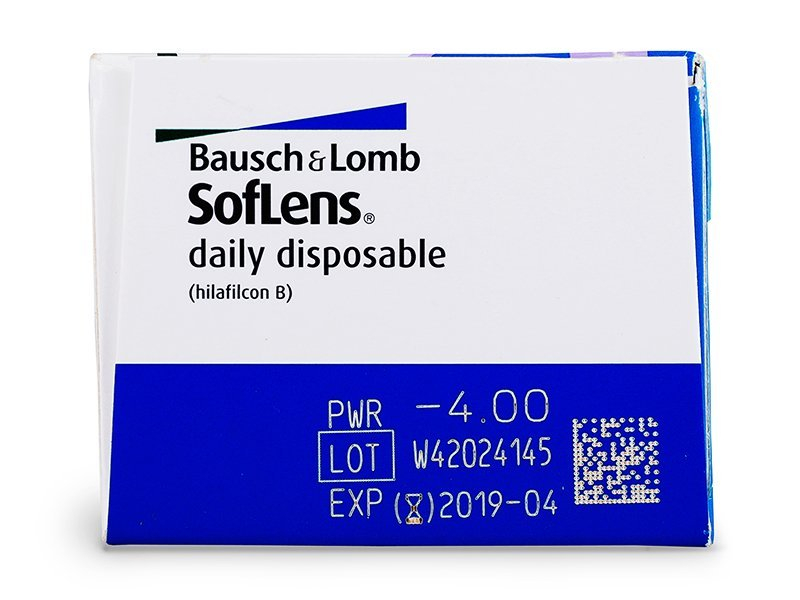 SofLens Daily Disposable (30 čoček) -