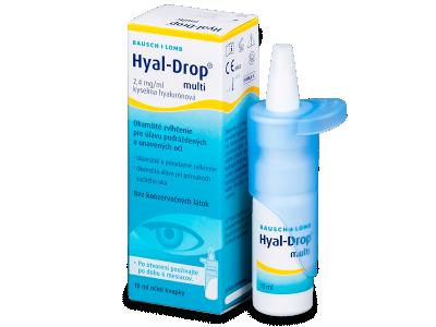 Oční kapky Hyal-Drop Multi 10 ml