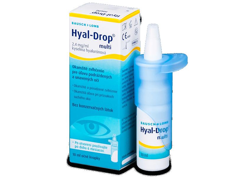Oční kapky Hyal-Drop Multi 10 ml  - Oční kapky