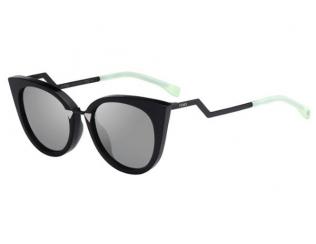 Sluneční brýle Fendi - Fendi FF 0118/S AQM/UE