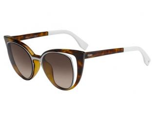 Sluneční brýle Fendi - Fendi FF 0136/S NY2/J6