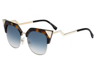 Extravagantní sluneční brýle - Fendi FF 0149/S TLW/G5