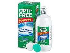Kontaktní čočky Alcon - Roztok OPTI-FREE Express 355ml