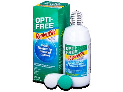 Roztok OPTI-FREE RepleniSH 300ml  - Předchozí design