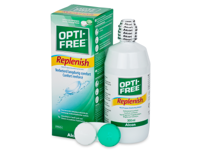 Roztok OPTI-FREE RepleniSH 300ml  - Čistící roztok
