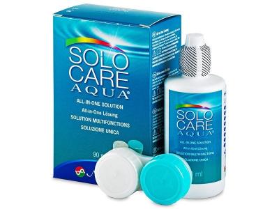 Roztok SoloCare Aqua 90ml  - Předchozí design