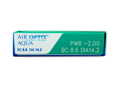 Air Optix Aqua (6čoček) -