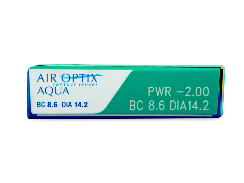 Air Optix Aqua (6 čoček) -