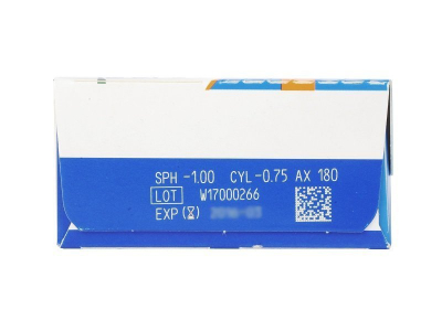 SofLens Daily Disposable Toric (30čoček) -