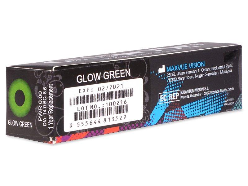 Crazy GLOW (2čočky) -