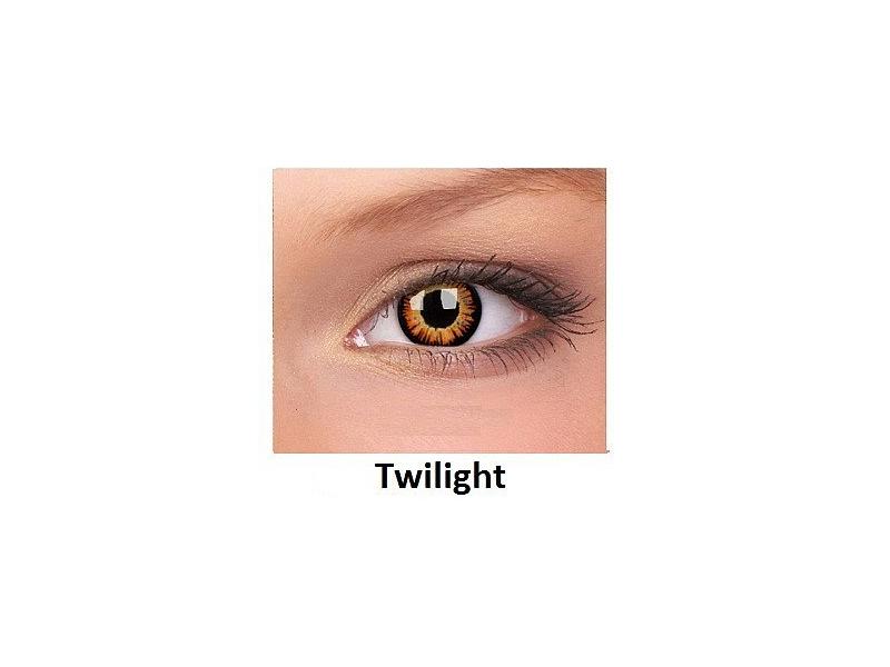 Crazy ColourVUE - dioptrické (2čočky) - Twilight