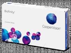 CooperVision - Biofinity (3čočky)