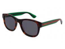 Sluneční brýle - Gucci GG0003S-003