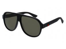 Sluneční brýle Gucci - Gucci GG0009S-001