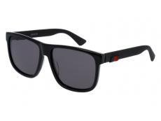 Sluneční brýle Gucci - Gucci GG0010S-001