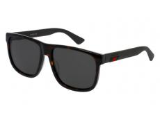 Sluneční brýle Gucci - Gucci GG0010S-003