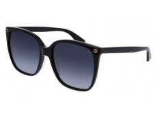 Sluneční brýle Gucci - Gucci GG0022S-001