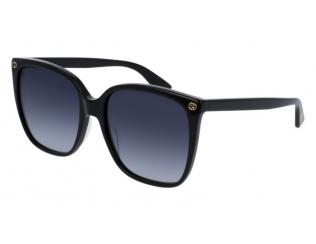 Sluneční brýle Oversize - Gucci GG0022S-001