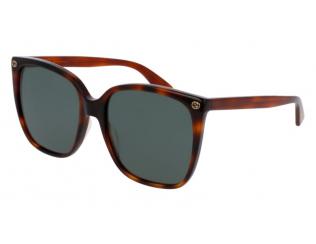 Sluneční brýle Oversize - Gucci GG0022S-002