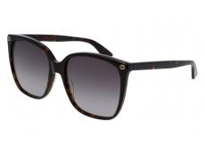 Sluneční brýle Gucci - Gucci GG0022S-003