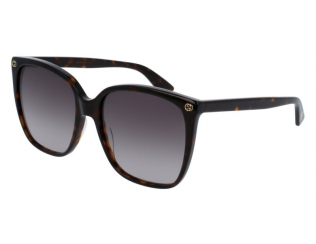 Sluneční brýle Oversize - Gucci GG0022S-003