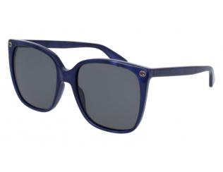 Sluneční brýle Oversize - Gucci GG0022S-005