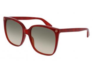 Sluneční brýle Oversize - Gucci GG0022S-006