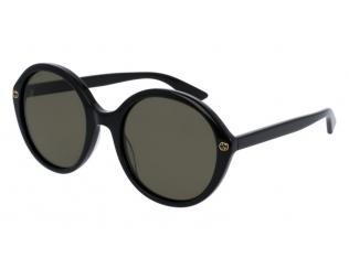 Oválné sluneční brýle - Gucci GG0023S-001