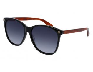 Oválné sluneční brýle - Gucci GG0024S-003