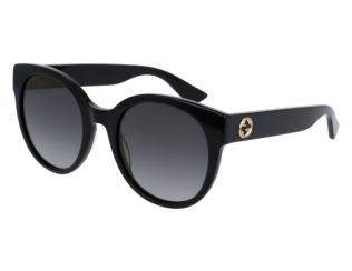 Oválné sluneční brýle - Gucci GG0035S-001