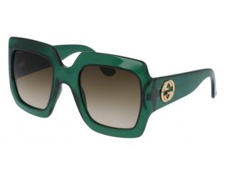 Sluneční brýle Oversize - Gucci GG0053S-005