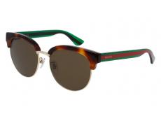 Sluneční brýle Clubmaster - Gucci GG0058SK-003