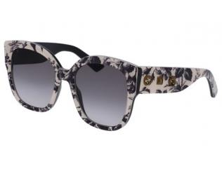 Sluneční brýle Oversize - Gucci GG0059S-004