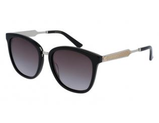 Oválné sluneční brýle - Gucci GG0073S-001